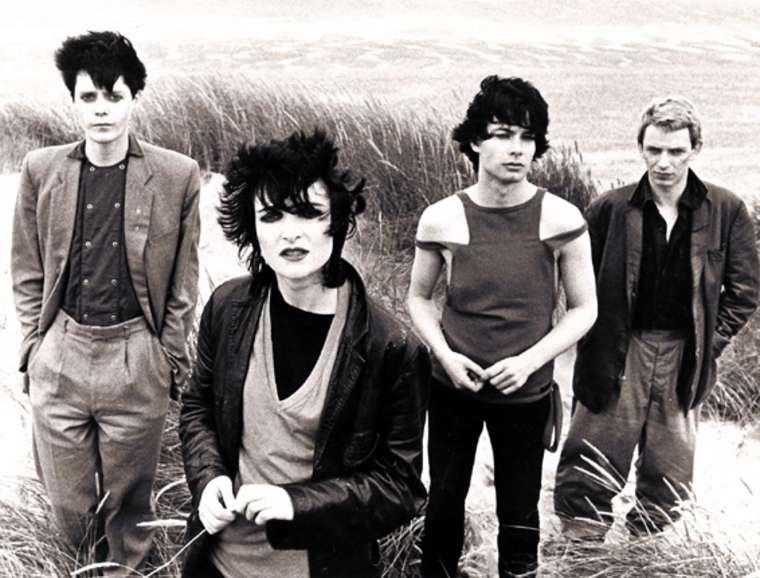 siouxsie and the banshees 1978