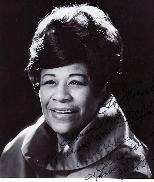 ella fitzgerald nel 1968