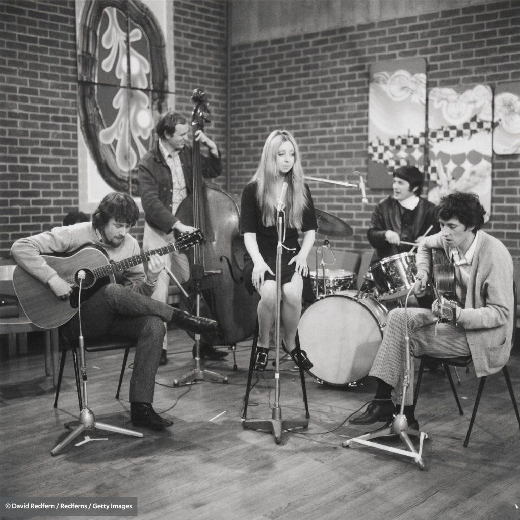 the pentangle 1968