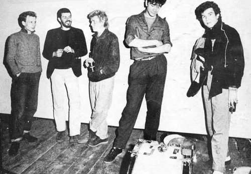the pop group 1979