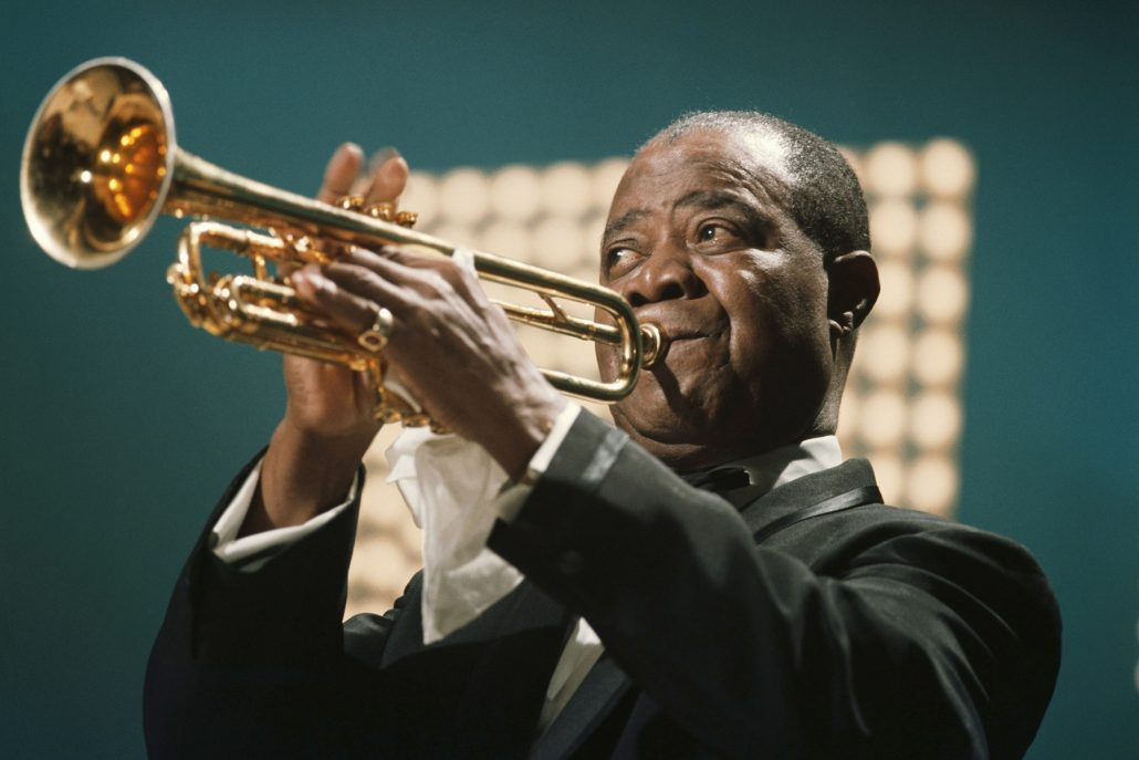 louis armstrong 1948